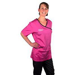 Tikima Fiori – חולצה למניעת הרטבות בזמן המקלחת – ורוד