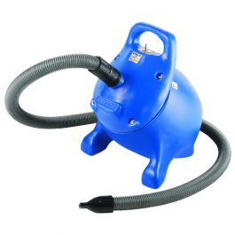 Blower Kyklon RX – מפוח לייבוש שיער כלבים וחתולים – כחול