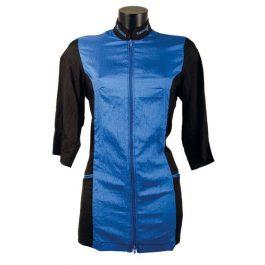 Tikima Caprezo – חולצה למניעת הרטבות בזמן המקלחת – כחול / שחור