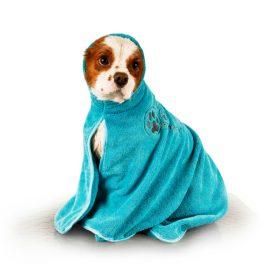 Show Tech – מגבת חלוק לכלבים וחתולים