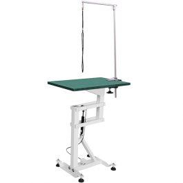 Show Tech – Groom X – שולחן מתכוונן עם לחץ אויר קטן מלבני