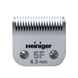 """Heiniger – סכין למכונת תספורת #5F – 6.3 מ""""מ"""