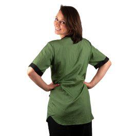 Tikima Figarino – חולצה למניעת הרטבות בזמן המקלחת – חאקי (ירוק)