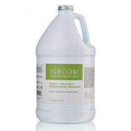 iGROOM – גלון שמפו לחות ארגן וויטמין MOISTURIZING ARGAN + VITAMIN E