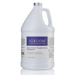 iGROOM – גלון שמפו מגביר צבע לכל הצבעים  TRUE COLOR BRIGHTENING