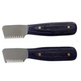 Greyhound – זוג סכיני מריטה – Euro Knife