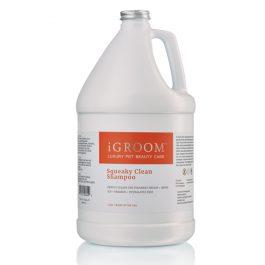 iGROOM – שמפו לניקוי עמוק Squeaky Clean Shampoo