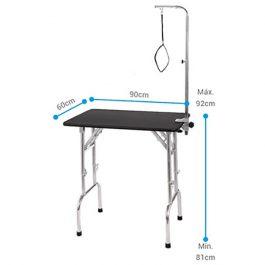 ARTERO – שולחן מתכוונן עם מוט ריסון ADJUSTABLE TABLE WITH ARM