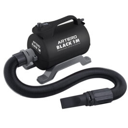 ARTERO – מפוח מנוע אחד – BLACK 1 MOTOR DRYER