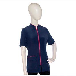 ARTERO Nice – חולצה למניעת הרטבות בזמן המקלחת Blue / Fuchsia