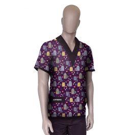 ARTERO Cordoba – חולצה למניעת הרטבות בזמן המקלחת PURPLE
