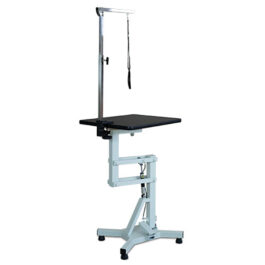 Ibanez – שולחן מתכוונן עם לחץ אויר קטן מלבני